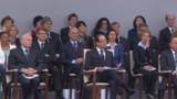 14 juillet : après le défilé, Hollande renoue avec l'interview télévisée