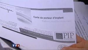 500 plaintes pour prothèses mammaires défectueuses