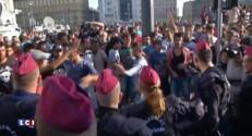 Crise migratoire : la Hongrie empêche 2.000 migrants de rallier l'Allemagne et l'Autriche