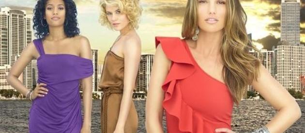 Drôles de dames (2011). Série américaine créée en 2010. Avec : Minka Kelly, Annie Ilonzeh, Rachael Taylor