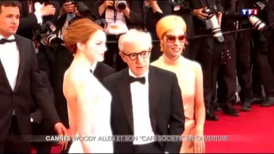 """Festival de Cannes : avec """"Café Society"""", Woody Allen ouvre le bal"""