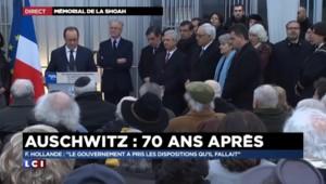 Hollande annonce un plan de lutte contre le racisme et l'antisémitisme