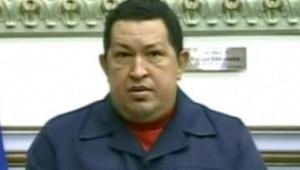 Hugo Chavez en décembre 2012
