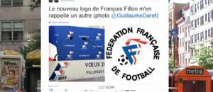 Le nouveau logo de François Fillon rappelle celui de la Formule 1
