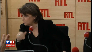 """""""Mme Sarkozy"""" au lieu de Mme Merkel : le lapsus de Martine Aubry"""