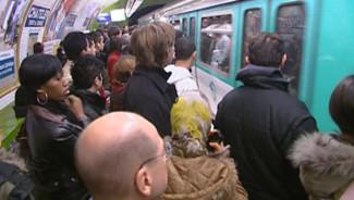 RATP grève transports