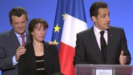 Sarkozy Amara Borloo Banlieues