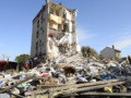 Une explosion vraisemblement due au gaz est à l'origine de l'effondrement d'un immeuble à Rosny-sous-Bois.