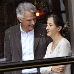 people : Ingrid Betancourt et Dominique de Villepin