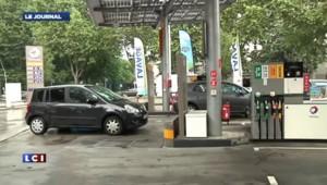 La croissance ralentit, le prix de l'essence est en baisse