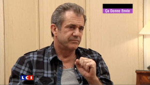 "Mel Gibson, ""Hollywood est une illusion"""