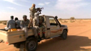 Patrouille militaire au Niger (archives)