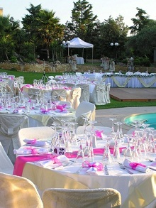 Proposition de table par Harmoni Events