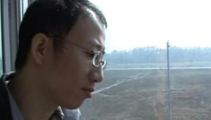 Hu Jia, le dissident chinois condamné a trois ans et demi de prison pour subversion