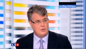 LCI - Jean-Paul Delevoye est l'invité du Blog Politique du vendredi 11 février 2011