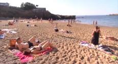 Le 20 heures du 31 octobre 2014 : Biarritz : en cette Toussaint, c'est l� ! - 1685.598