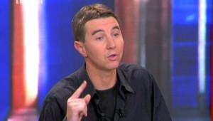 """Olivier Besancenot, invité de """"J'ai une question à vous poser"""" sur TF1, le 12 février 2007"""