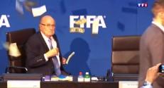 Sepp Blatter : le président de la FIFA dans la tourmente