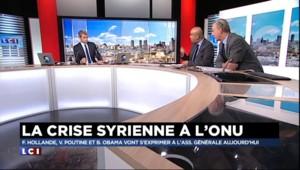 """Syrie : pour lutter contre Daech, une """"coordination"""" avec les services secrets syriens s'impose"""