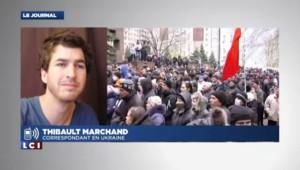 Ukraine : coups de force dans l'Est du pays des séparatistes pro-russes