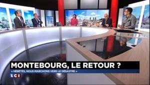 """Alexis Bachelay : la tribune d'Arnaud Montebourg est """"un pétard mouillé"""""""