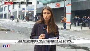 """Grève maintenue à la SNCF : """"un manque de solidarité"""" pour Valérie Pécresse"""