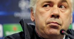 L'entraîneur du PSG Carlo Ancelotti.