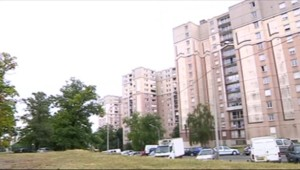 La cité des Tarterêts, à Corbeil-Essonne.