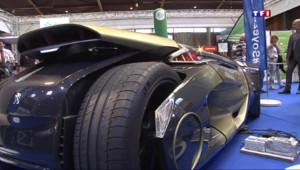 Le 13 heures du 16 mai 2015 : La voiture électrique à l'honneur de la 76e Foire-expo de Limoges - 804