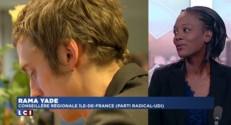 """Le nouveau nom Les Républicains, une idée """"maligne"""" pour Rama Yade"""