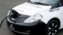 Photo 1 : Nissan dévoile sa plateforme électrique
