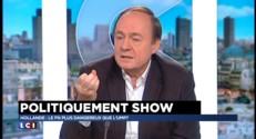 """Sarkozy et le FN-PS : """"Ça revient à dire : Juppé se déplace vers le centre, moi j'occupe ma droite"""""""