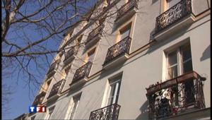 Un immeuble parisien (archives).