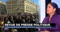 Charlie Hebdo : Raquel Garrido en accord avec l'édito de Gérard Biard