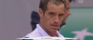 Roland-Garros : Gasquet enfin en quarts