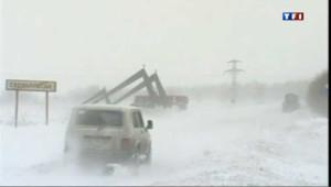 L'Europe de l'Est frappée par un froid sibérien