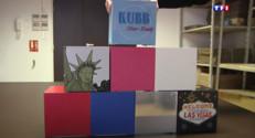 Le 13 heures du 16 mai 2015 : Le Kubb, un mini-ordinateur design pour son bureau - 924
