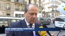"""Vote de motions au PS : """"La contestation du président de la République est résiduelle"""""""