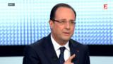 """Hollande : """"aucune autre augmentation d'impôts"""" en 2013 et 2014"""