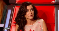 Jenifer dans l'émission The Voice du 11 avril 2015
