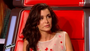 Jenifer dans l'émission The Voice du 11 avril 2015