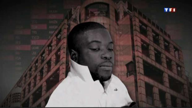 Kweku Adoboli, le trader soupçonné d'avoir fait perdre 2,3 milliards de dollars à la banque UBS.