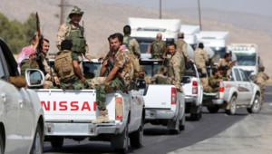 Les Kurdes en route pour Mossoul après avoir repris le plus grand barrage d'Irak aux jihadistes