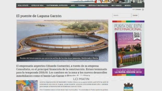 Pont Uruguay Capture