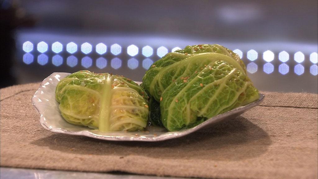 18 01 chou vert petits plats en equilibre mytf1 - Mytf1 petit plat en equilibre ...