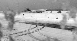 avion new york sorti de piste