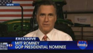 Elections USA 2012 – Mea Culpa de Romney sur les « 47% » : la vidéo