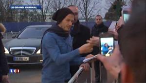 Ils voulaient tous voir David Beckham