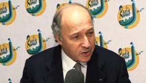 Laurent Fabius radio J