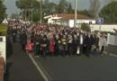 Le 13 heures du 1 mars 2015 : Tempête Xynthia: 5 ans après, La Faute-Sur-Mer rend hommage aux victimes - 305.1837024536133